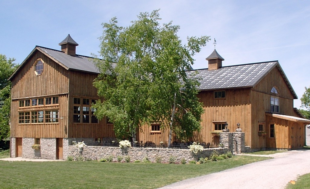 Winery at the Grange of Prince Edwqrd