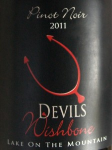 Devil's Wishbone Pinot Noir 2010