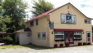The Duke of Marysburgh pub in Waupoos.